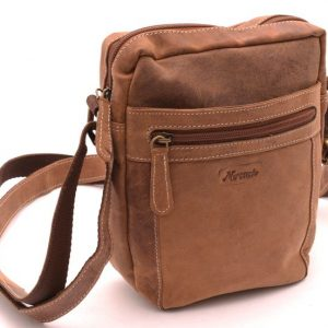Taška Crossbody svetlý Tan Hunter