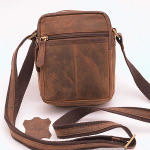 Taška Crossbody Tan Hunter