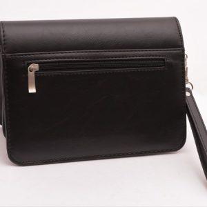 Pánska etue príručná taška čierna