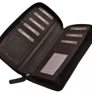 Etue taška čierna