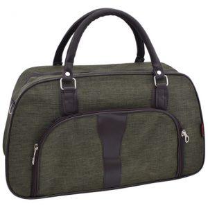 Cestovná taška zelená