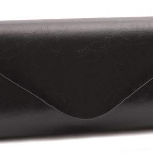 Dámska kabelka čierna hladká