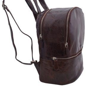 Dámsky batoh tmavohnedý