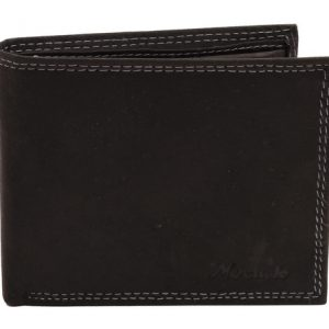Peňaženka čierna rozkladacia