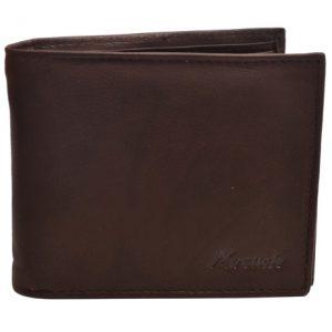 Peňaženka tmavohnedá