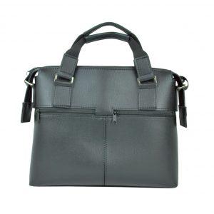 Praktická bussines taška na notebook v čiernej farbe