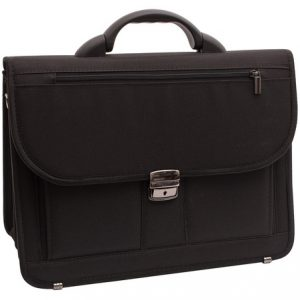 Pánsky čierny kufrík, aktovka