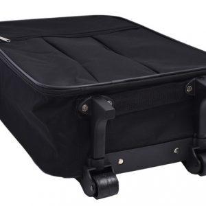 Cestovný kufor čierny