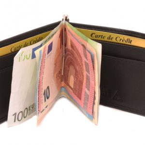 RFID Dolárovka čierna
