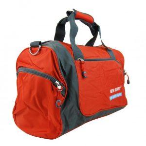 Športová taška oranžová