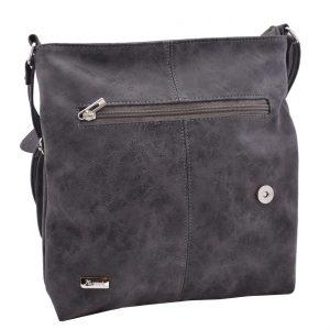 Dámska crossbody kabelka sivá