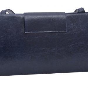 Dámska kabelka modrá
