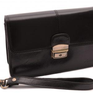 Etue taška pánska čierna