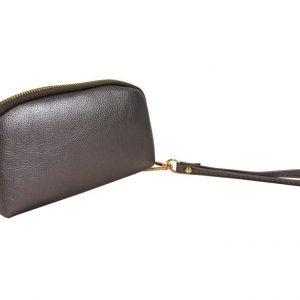 Praktická dámska puzdrová peňaženka strieborná FD-059