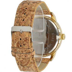 Korkové náramkové dámske hodinky Giorgie