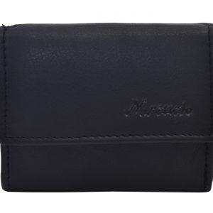Malá peňaženka MERCUCIO čierna