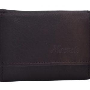 Malá peňaženka tmavohnedá