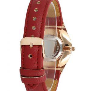 Bordové náramkové dámske hodinky Giorgie TC19050