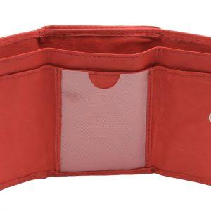 Malá peňaženka červená