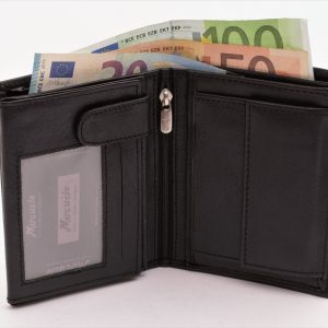 Pánska peňaženka čierna