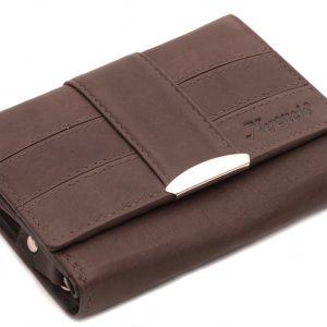 Dámska peňaženka hnedá