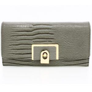 Peňaženka Daria-Sivá
