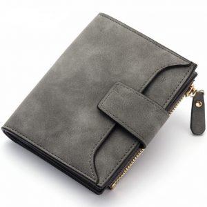 Peňaženka -Tm.Sivá