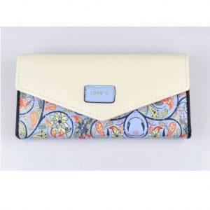 Peňaženka Lovely-Modrá