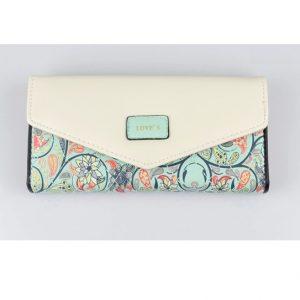 Peňaženka Lovely-Zelená