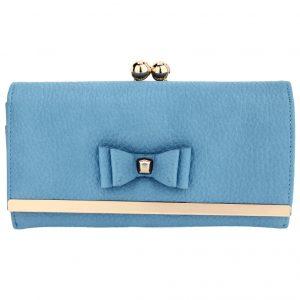 Peňaženka -Modrá