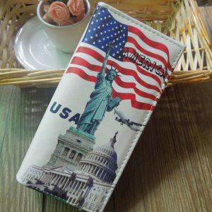 Peňaženka America City