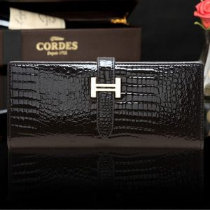 Peňaženka Ladianne – Čierna