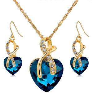 Set Aquaheart – Modrá