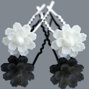 Vlásenka White Flower KP1573