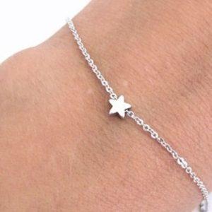 Náramok Little Star-Strieborná KP2561