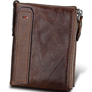 Peňaženka Will Tm. Hnedá