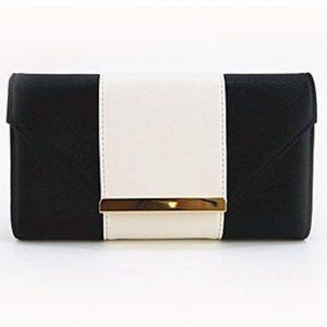 Peňaženka dámska praktická Čierna