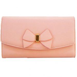 Peňaženka Agacia-Ružová