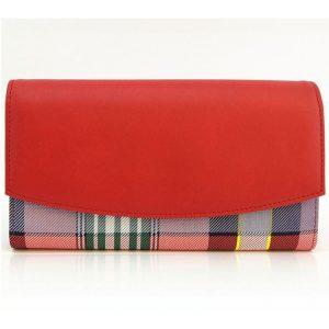Peňaženka Bon-Červená
