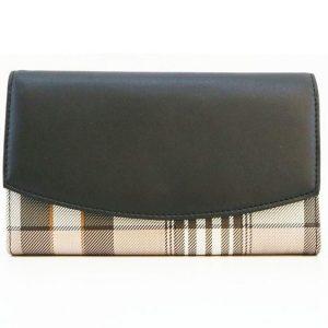 Peňaženka Bon-Čierna