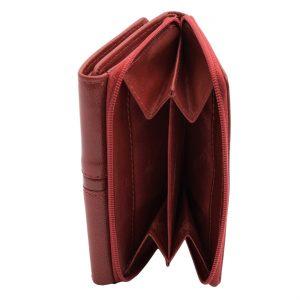 Dámska peňaženka červená
