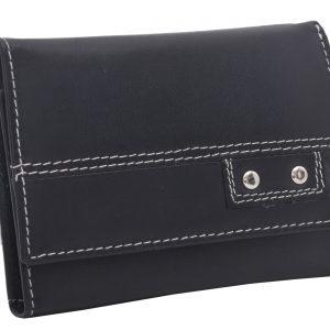 Dámska peňaženka čierna
