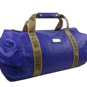 Pánska cestovná taška TESSRA modrá
