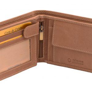 Pánska peňaženka svetlý Tan