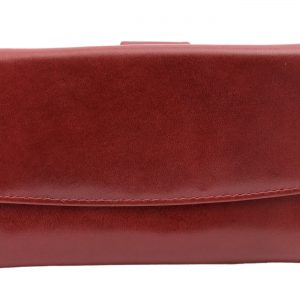 Dámska peňaženka RFID červená