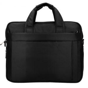 Pánská taška pre notebook 15,6 palca čierna